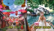 """Ngoài Phượng Hoàng, Trung Quốc còn có 7 cổ trấn khác đẹp rụng rời để """"sống ảo"""""""