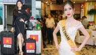 Bùi Phương Nga dùng quá nửa số váy áo cho hoạt động thú vị đặc biệt tại Miss Grand International