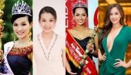Bất ngờ trước nhan sắc ngày ấy - bây giờ của các Hoa hậu Việt kể từ khi đăng quang