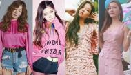 Bí quyết diện các item hồng không sến như các sao nữ cuồng màu hồng của showbiz Hàn