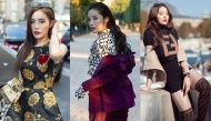 Bóc giá trang phục và phụ kiện hàng hiệu Kỳ Duyên diện tại Paris Fashion Week