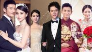 Những cặp vợ chồng quyền lực nhất showbiz Hoa ngữ: Cặp hạnh phúc viên mãn, cặp bị đồn ly hôn