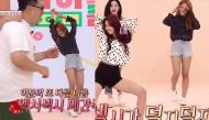 """Đi show Idol Room, Exy (WJSN) cover """"Havana"""" cực lầy suýt soán ngôi nữ hoàng của Joy (Red Velvet)"""