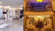 Biệt thự triệu đô của sao Việt: Không dát vàng như cung điện cũng bỏ tiền tỉ trang trí nội thất