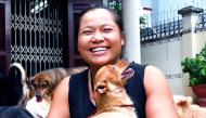 CĐM khâm phục với cô gái dành cả thanh xuân để nhặt gần 100 chú chó bệnh tật về nuôi dưỡng