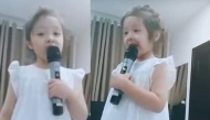Công chúa nhỏ của Elly Trần mới 4 tuổi đã nói tiếng Anh sành sỏi khiến CĐM ngưỡng mộ