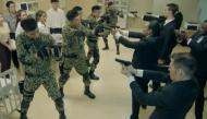Fan phát sốt với màn đấu súng cực ngầu của Song Luân để bảo vệ Khả Ngân trong HDMT bảnViệt