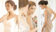 Hé lộ hình ảnh Lan Khuê đẹp lộng lẫy trong trang phục váy cưới không thua gì Nhã Phương