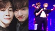 """ARMY """"chảy máu mũi"""" với khoảnh khắc Jungkook và Jimin lột áo của nhau để khoe cơ bụng trên sân khấu"""