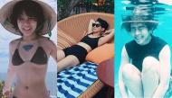 Không ngờ các nàng tomboy nổi tiếng nhất Vbiz diện đồ bơi lại nữ tính, gợi cảm đến mức này