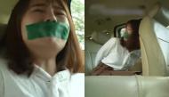Góc cảnh giác: Thấy tài xế có biểu hiện đáng ngờ, xuống ngay đừng để bị hại như cô gái này