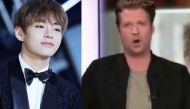 """MC người Hà Lan khiến fan Kpop phẫn nộ khi buông lời xúc phạm V (BTS) và mỉa mai Kpop là """"Gay pop"""""""