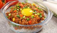 Món cơm bò trứng vừa ngon vừa dễ làm, những ai lười hay bận rộn thì nhất định không thể bỏ qua