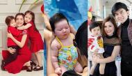 Muôn kiểu chăm con của sao Việt: Người tự chăm, người yêu cầu vú em biết 3 thứ tiếng
