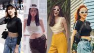 Không hẹn mà gặp, loạt mỹ nhân Việt cùng chọn croptop làm điểm nhấn street style