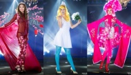Những bộ quốc phục xấu tệ tại Hoa hậu Hòa bình Quốc tế 2018: Hóa xì – trum, diện cả đồ xuyên thấu