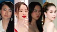 """Không chỉ Ngọc Trinh, loạt sao Việt sau cũng được cho là """"đổi đời"""" nhan sắc nhờ tắm trắng"""