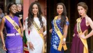 Những đối thủ kém sắc đến khó tin của Phương Nga tại Hoa hậu Hòa bình Quốc tế 2018