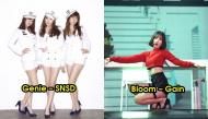 """Phong cách thời trang của các nhóm nhạc nữ được """"sao chép"""" nhiều nhất Kpop"""