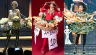 """Trước """"Bánh mì"""" của H'Hen Niê, quốc phục lấy cảm hứng đặc sản ẩm thực nào từng gây bão mạng quốc tế?"""