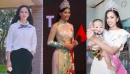 Sau 2 tuần đăng quang, diện mạo Tân Hoa hậu 10x Trần Tiểu Vy thay đổi bất ngờ