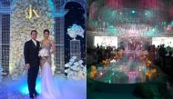 Tiệc cưới đẳng cấp, lung linh như cung điện của cặp đôi Lan Khuê và John Tuấn Nguyễn