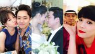 Không chỉ Trấn Thành, nhiều sao nam Việt cũng ghi điểm tuyệt đối với hành động bảo vệ vợ
