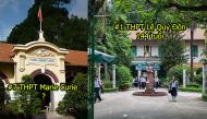 """Vẻ xưa và nay của những ngôi trường THPT có niên đại hơn trăm tuổi, """"già nhất Việt Nam"""""""