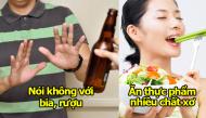 5 thói quen ăn uống giúp những ai ngồi nhiều, ít vận động thoát khỏi nỗi ám ảnh bệnh trĩ