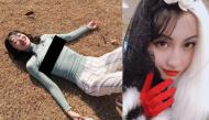 Ảnh hot sao Hàn: Sulli không ngại thả rông ra đường, Momo tạo hình xinh đẹp và đầy ma mị
