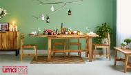 """Bí kíp trang trí phòng ăn cho ngôi nhà nhỏ mà """"có võ"""", ai nhìn cũng phải mê!"""