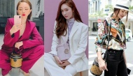 Bucket bag - Chiếc túi cà mên đánh chiếm trái tim hàng loạt sao nữ châu Á