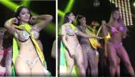 Vừa đăng quang tân hoa hậu siêu vòng 3, cô gái bị giật danh hiệu vì nghi vấn mang hàng giả đi thi