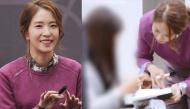 """Thấy fan đi xe lăn đến sự kiện ký tặng, """"Chị đại"""" BoA thực hiện hành động cực kỳ ấm lòng"""