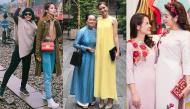 Hội mỹ nhân Việt cứ đăng ảnh thời trang cùng mẹ là được khen hết lời!