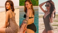 Sắp hết năm nhưng loạt mỹ nhân Vbiz vẫn đua nhau khoe dáng vóc nóng bỏng với trang phục bikini