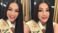 Hoa hậu Trái đất Nguyễn Phương Khánh lần đầu chia sẻ cảm xúc sau khi đăng quang