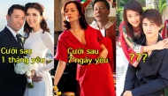 """Những cuộc hôn nhân """"yêu nhanh, cưới vội, ly hôn bất ngờ"""" của sao châu Á khiến fan ngỡ ngàng"""