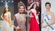 Những lần đại diện Việt Nam bất ngờ giành thành tích lớn ở các cuộc thi sắc đẹp quốc tế
