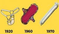 """1001 cách đối phó ngày """"đèn đỏ"""" lạ lùng của phụ nữ thời xưa"""