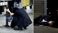 Phận đời bi kịch dai dẳng của giới văn phòng ở Nhật Bản
