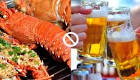 Những thực phẩm không nên kết hợp với nhau nếu không muốn rước bệnh vào dịp Tết