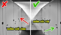 Nhà vệ sinh công cộng có thật sự dơ như chúng ta vẫn thường nghĩ?