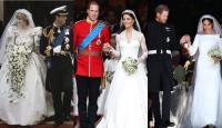"""""""Đặt lên bàn cân"""" so sánh giữa ba đám cưới của hoàng gia nước Anh: Đám cưới nào gây ấn tượng nhất?"""