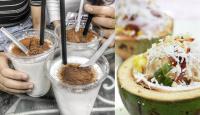 Những món ăn vặt hấp dẫn từ dừa mà bạn không thể bỏ qua trong ngày hè oi bức này
