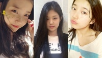 Rũ bỏ lớp trang điểm, những nữ thần tượng Hàn vẫn xinh như hoa khiến fan ngỡ ngàng