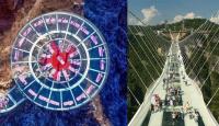 """Top 5 cây cầu bằng kính trong suốt ngoạn mục nhất thế giới, khiến du khách """"bủn rủn"""" chân tay"""