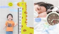 Bé sẽ cao hơn khi ngủ tại 2 khung giờ vàng này, bố mẹ không biết rất thiệt thòi cho con