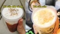 """Những món trà sữa kết hợp mặn - ngọt """"cực dị"""" ở Sài Gòn khiến nhiều người bất ngờ khi thưởng thức"""