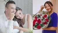 Mỹ nhân showbiz Việt đồng loạt khoe quà 20/10: người được tặng hoa, người được tặng nhẫn kim cương